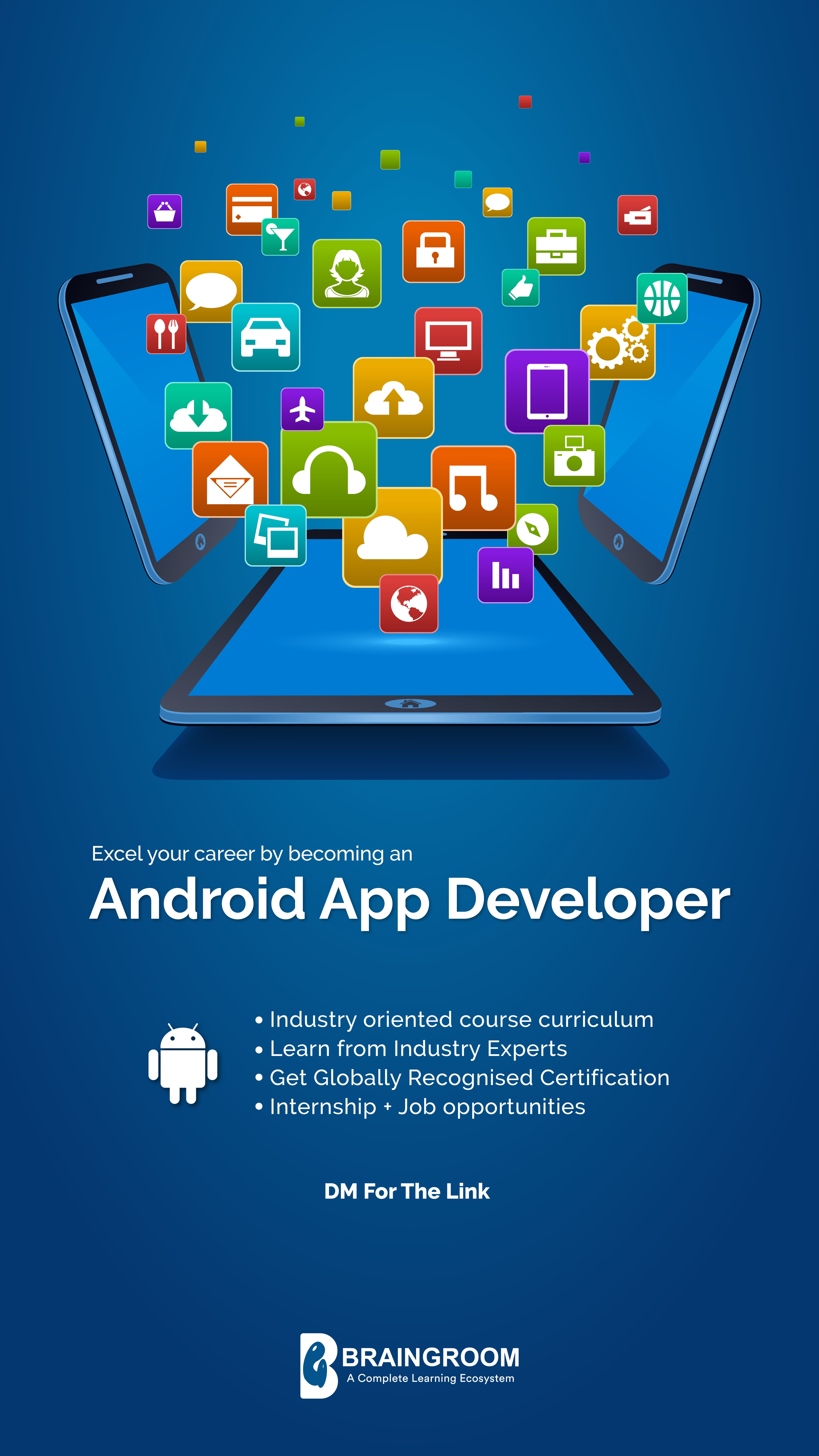 Boost your career by an Advanced Android App