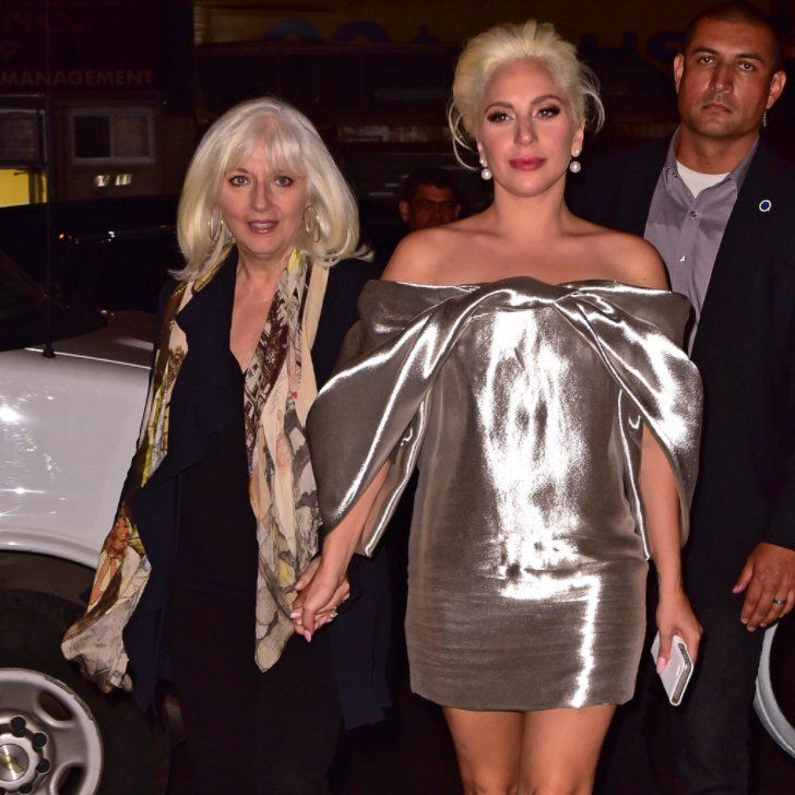 Lady Gaga Hits the Town For a Night Out With Her Mom