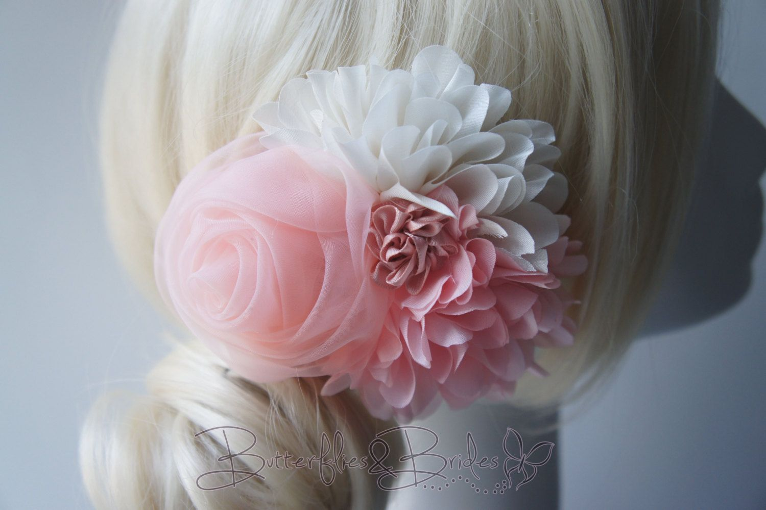 Adorn you hair with one of a kind hair pieces to match your look!