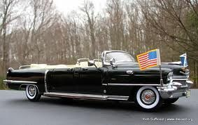 Us Presidential Limousine 1956 Cadillac Presidential Limos