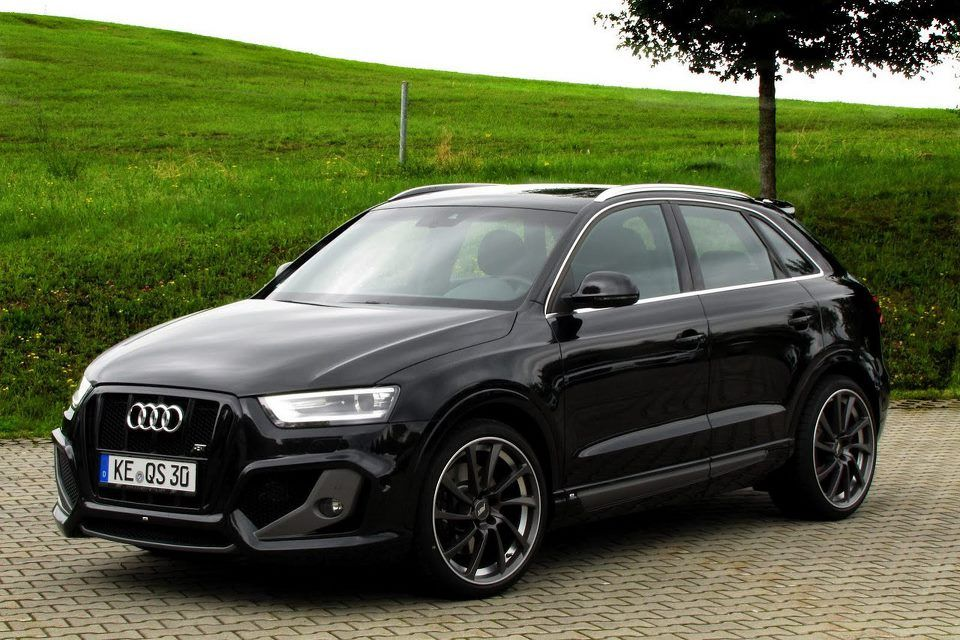 Audi Q3 By Abt At First Glimpse I Thought It Was An A1 Sportsback Audi Q3 Audi Compact Suv