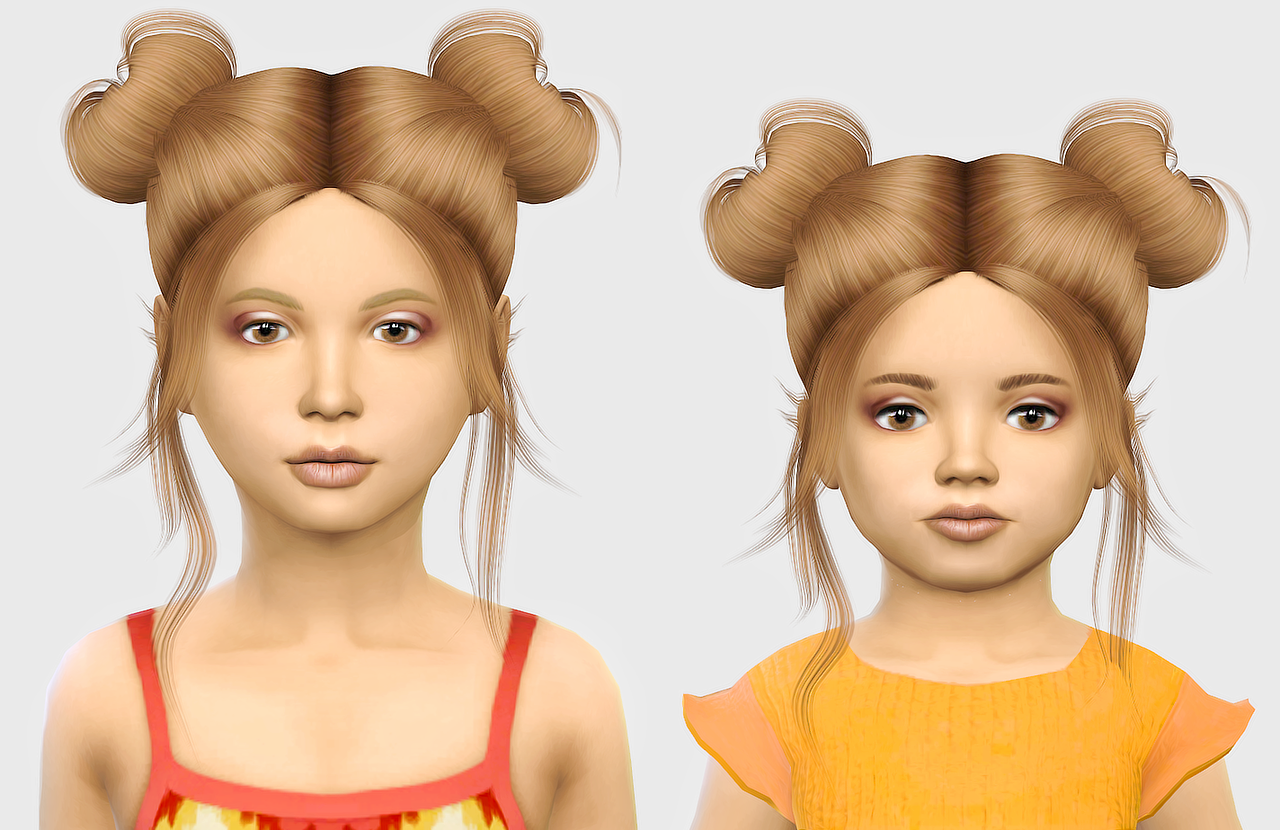 Lana CC Finds simiracle: Simpliciaty Skye Kids