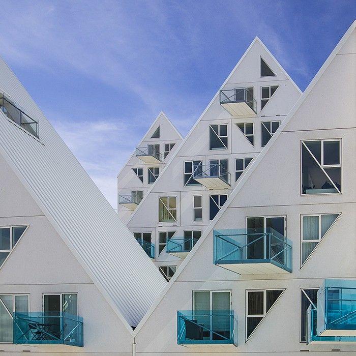 Arkitekturbilleder.dk - Bygningsværk - Isbjerget