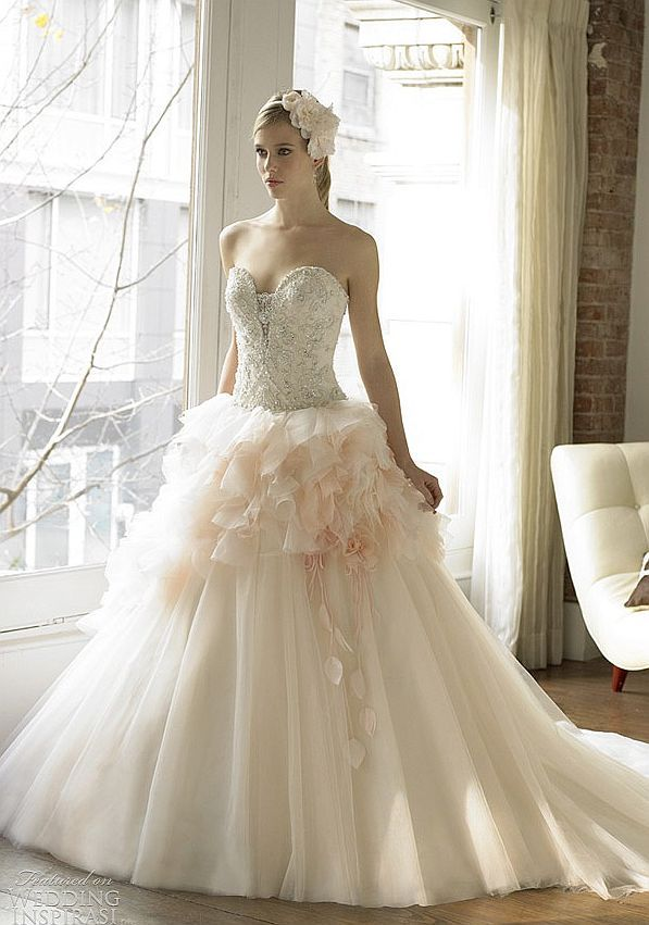 Moonlight Wedding Dress  (Pre-owned Wedding Gowns & Dresses)
