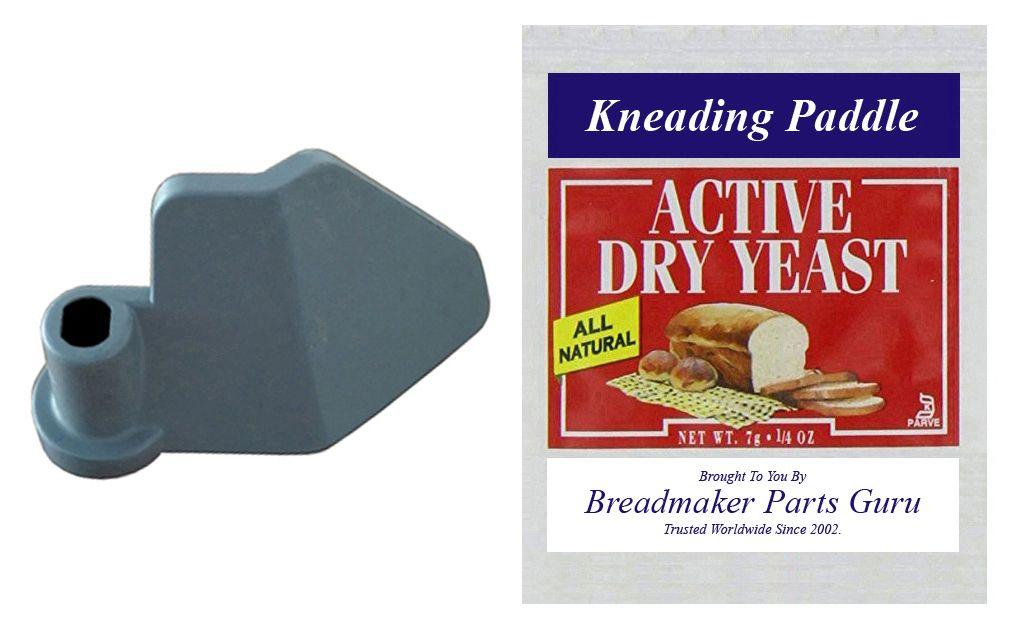Kneading paddle fits black decker model b1800 allinone