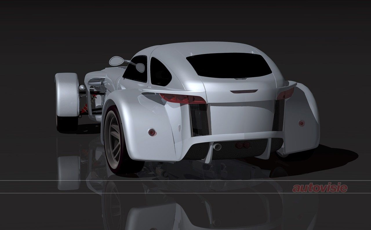 Donkervoort D8 GT Hot Wheels Specifications : Engine 1781cc