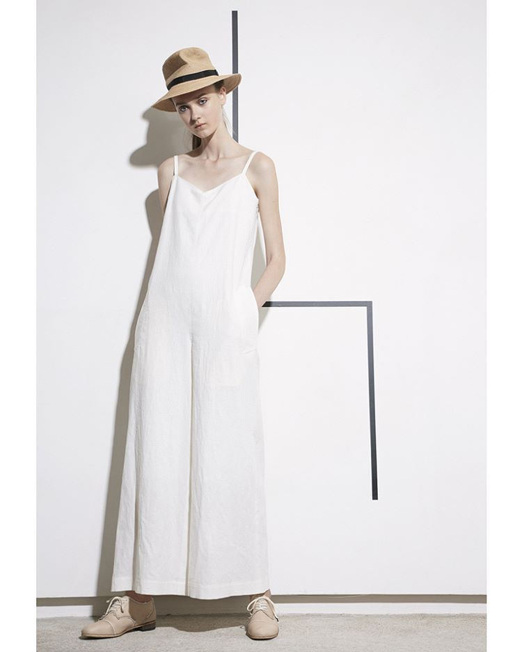 Y's S/S 2017 Resort collection now available in store.  Boutique Y's Yohji Yamamoto 25, rue du Louvre 75001 Paris  #Ys #YohjiYamamoto #SS17 #Resort #dress #mode #fashion #ootd