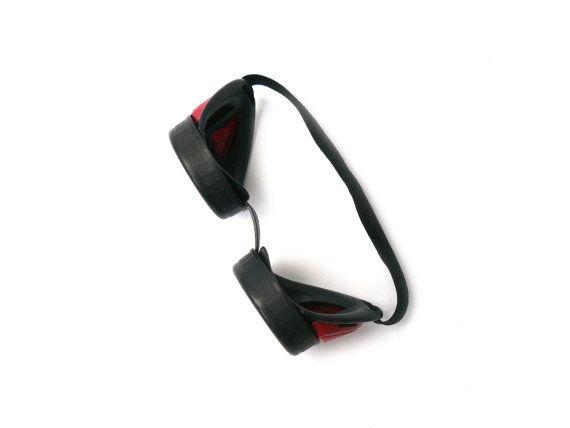 #Vintage Eyewear, protective mask welding goggles vintage army surplus Aviator frame, glasses for motorcycle, helmet goggles, Soviet glasses  Soviet vintage glasses to prote... #etsy #etsy #vintage #gift #nostalgishop