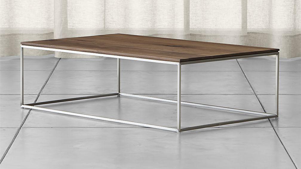 Metal Box Frame Coffee Table Diy Project