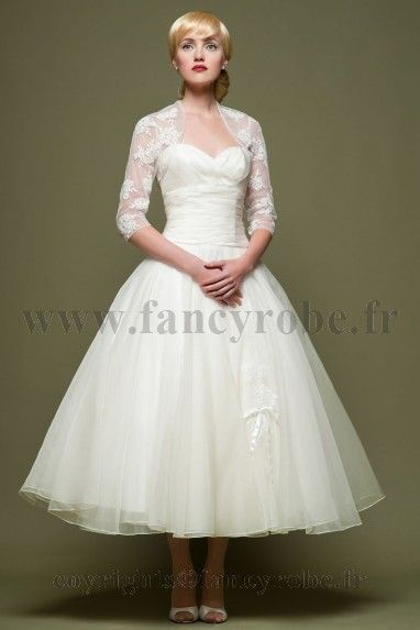 Robe mari e vintage blanche courte organza plis robe vintage mairie pinterest robe mari e - Robe blanche vintage ...