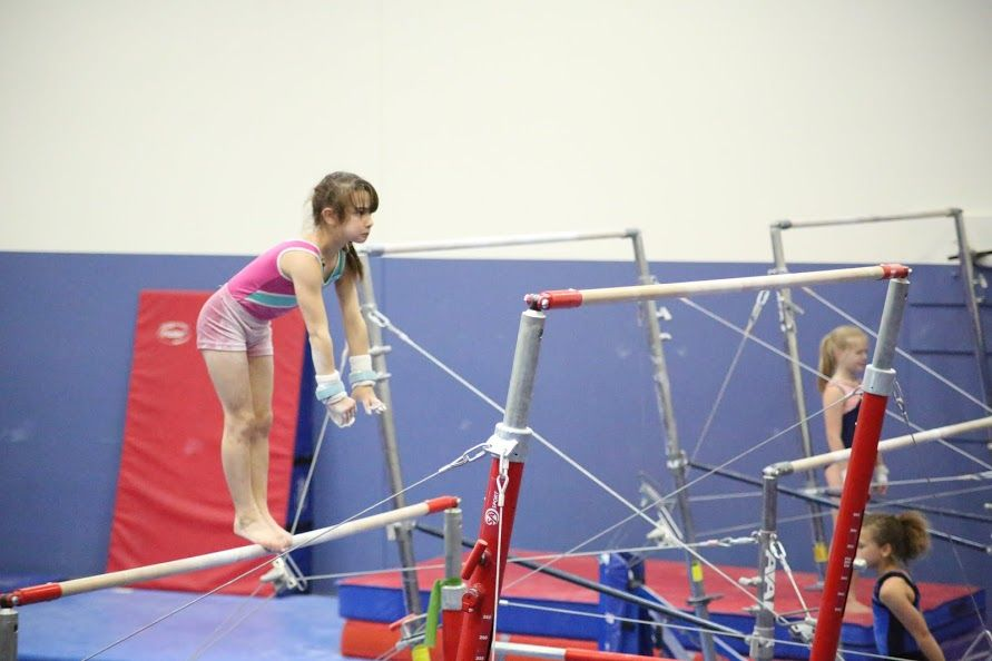 You know your stuff! Trust in your self and your instincts. ChampionsWestlake.com/programs/competitive-gymnastics-team #ChampionsWestlake #NitroCompetitiveTeam #Gymnastics