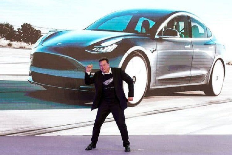 Tesla S Market Cap Is Now Worth More Than Bitcoin S