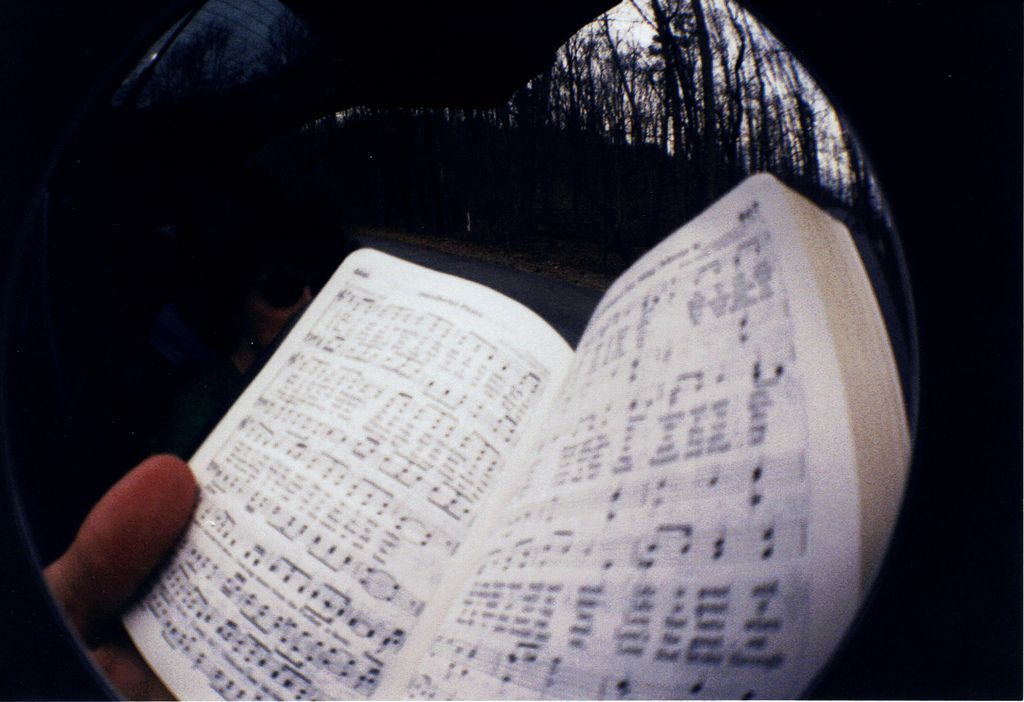 Hymns are so important and something that we need to hold on to for our children.