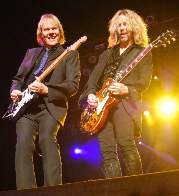Provo, UT and STYX - Do You Know The History? | styxworld.com