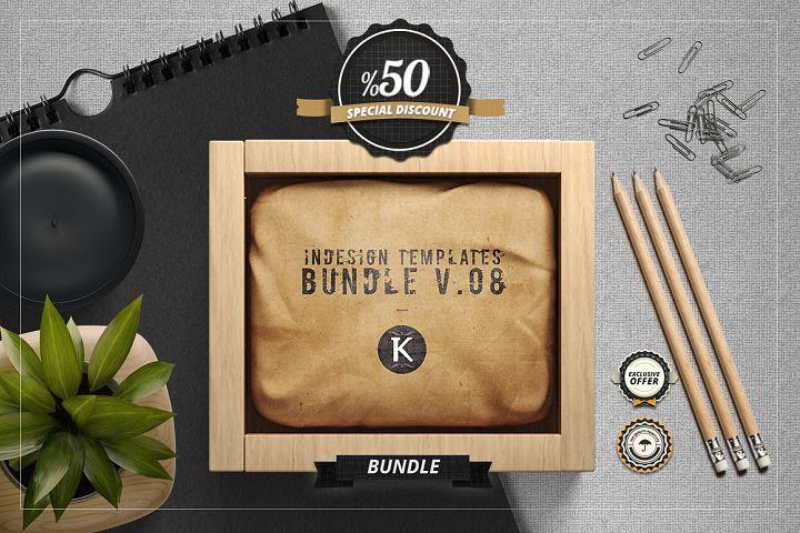 InDesign Templates Bundle v.08 from DesignBundles.net