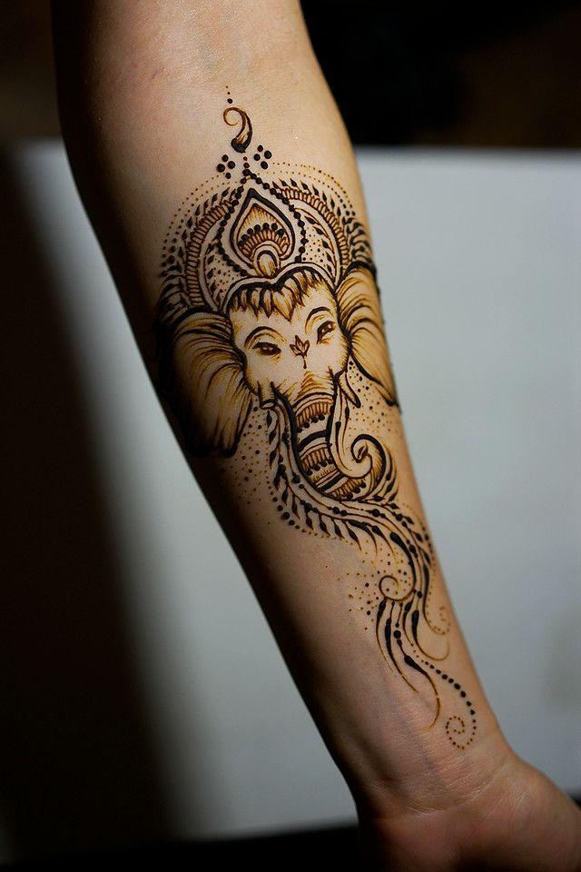 Mehndi Design Elephant Pattern Image Mehndi Mehndidesign