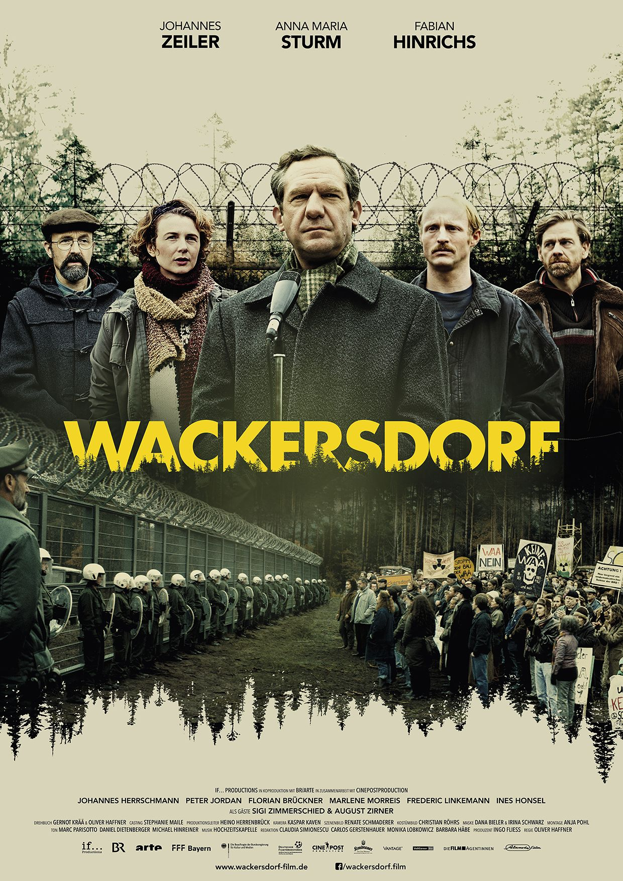 Wackersdorf Film Stream