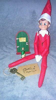 Ultimate Red Elf Starter Kit Christmas Elf on the shelf