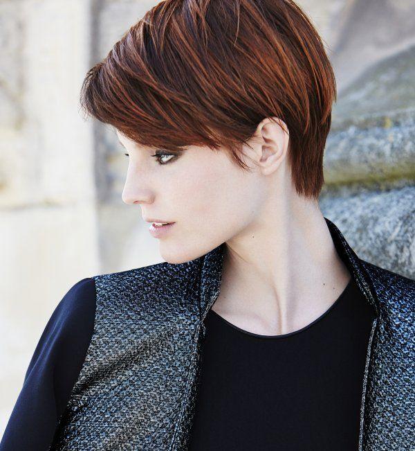 48 coupes pour cheveux courts Projets à essayer Brown