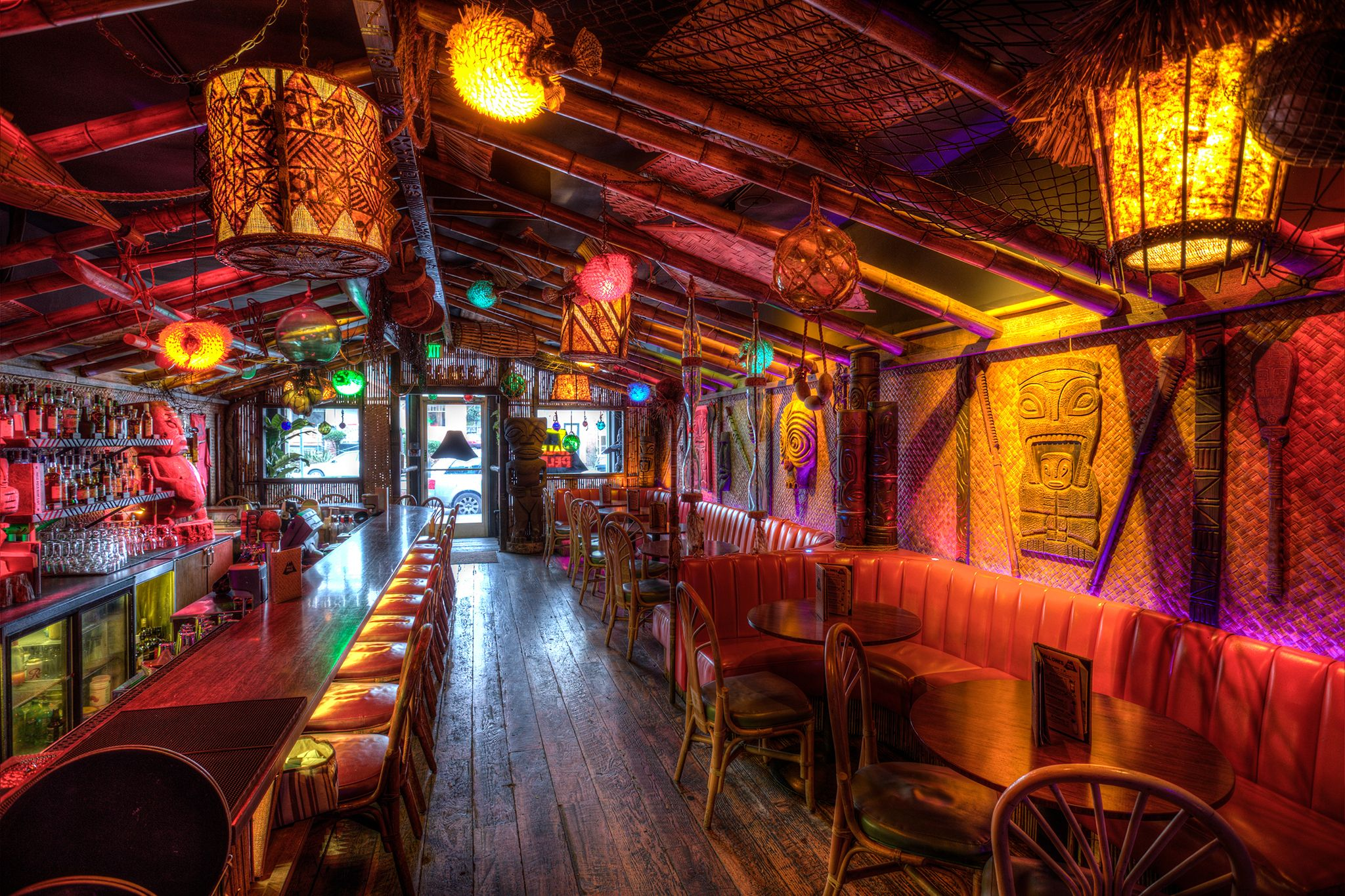 Tiki Bar Guide The Best Tiki Bars In America Everything