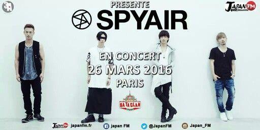 •●SPYAIR en France●•