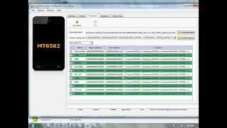Flashing all phone android MTK firmware via SP FLASH Tool V