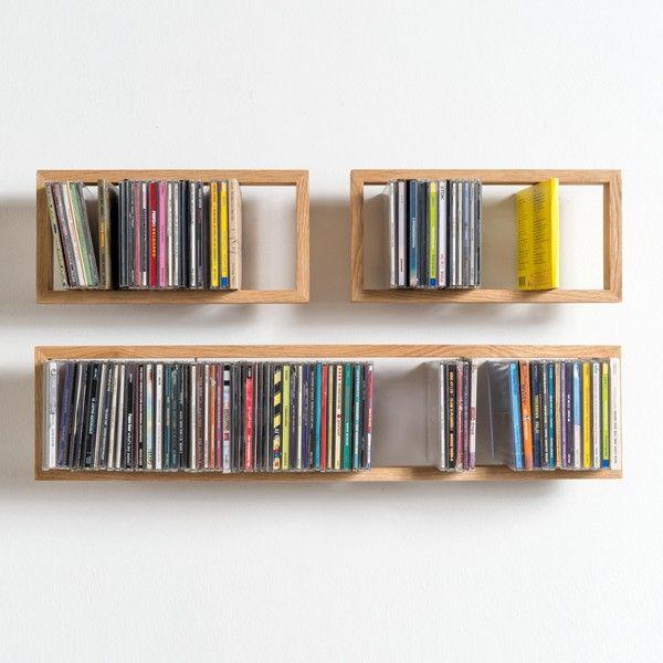 das kleine b_Regal b-cd   book shelf   Shelves, Shelf design und ...