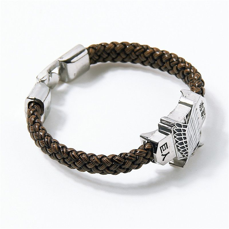 attack on titan shingeki no kyojin bracelet to be