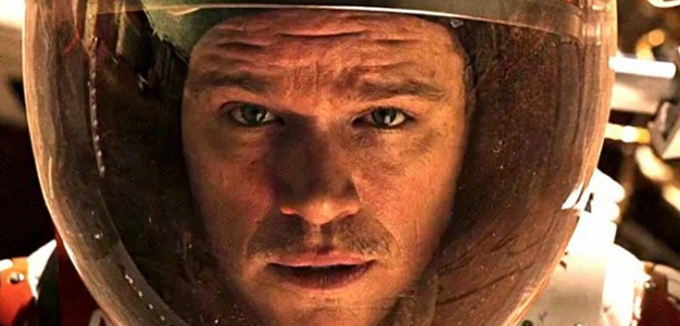 Matt Damon - Perdido em Marte