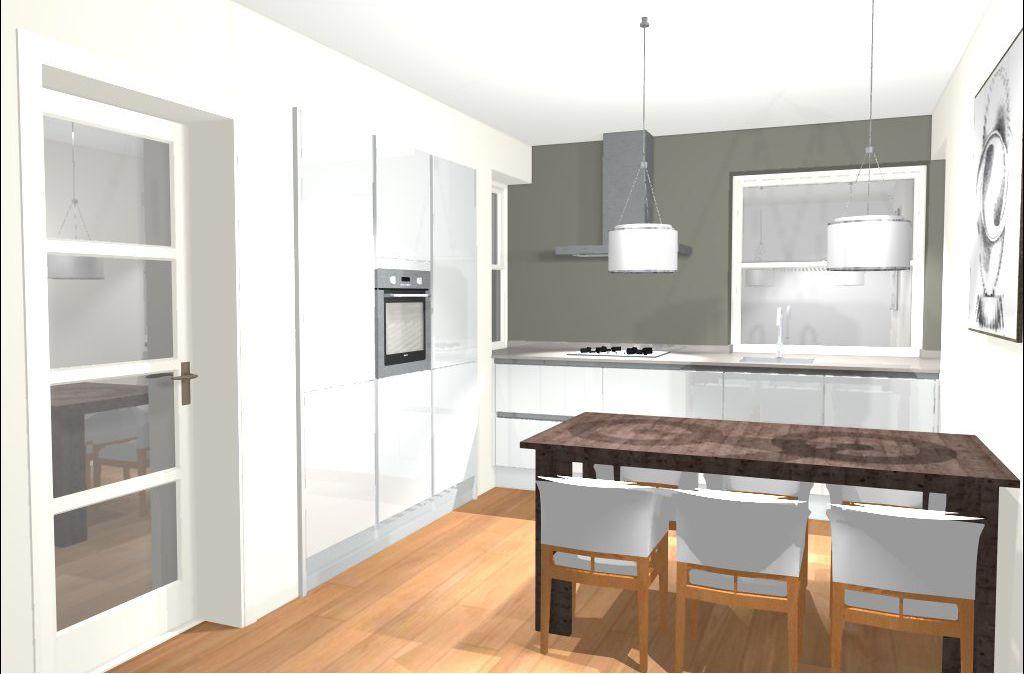 Ook een gratis 3d ontwerp van jouw nieuwe keuken http for 3d ontwerp keuken