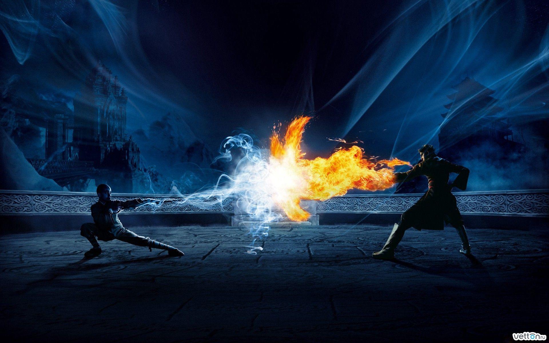 Fire Battle Air Magic Master Wallsfield Com Free Hd Wallpapers Air Magic Fantasy Magic Aesthetic