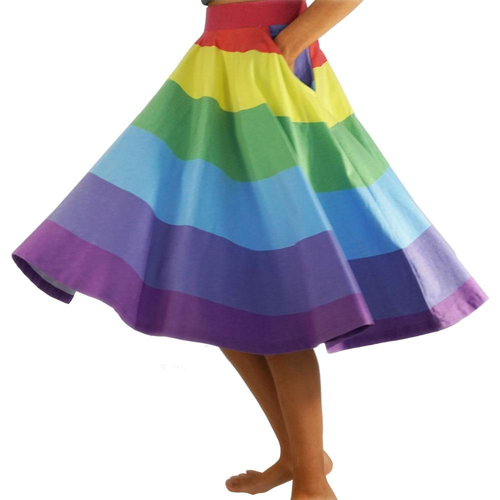 Life in Colors Twirl Skirt #twirlskirt