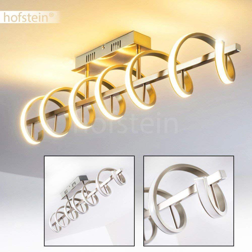 Deckenleuchte Aragno Spiralformig Moderne Designer Lampe Mit Led