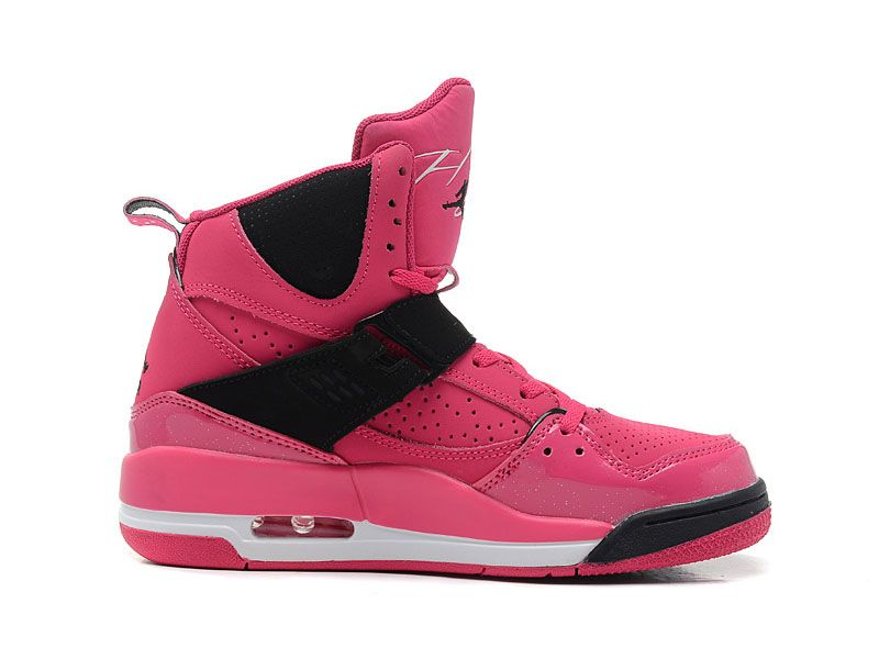 baskets jordan flight femme