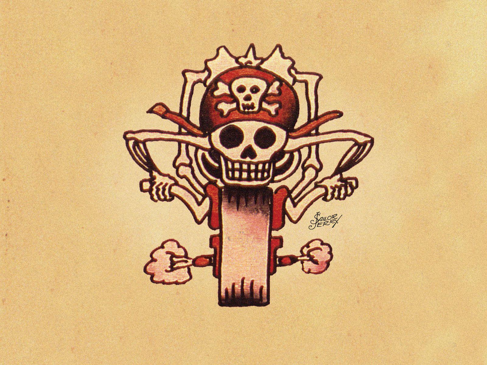 Sailor Jerry Tattoos Live On | Sailor jerry, Sailor jerry tattoos ...