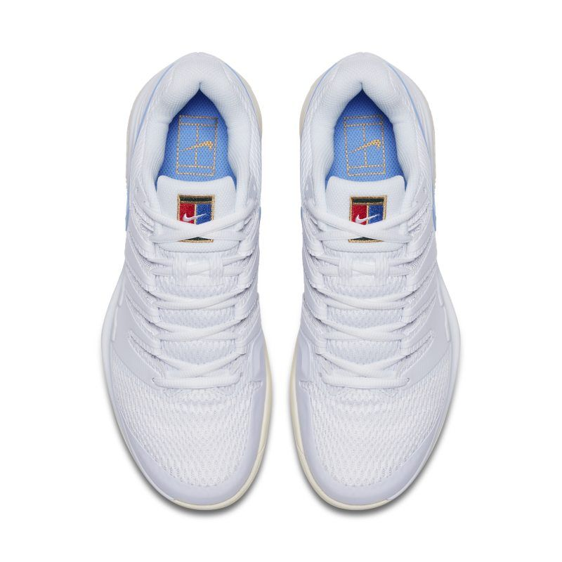 Nike Air Zoom Vapor X Carpet Men's Tennis Shoe White