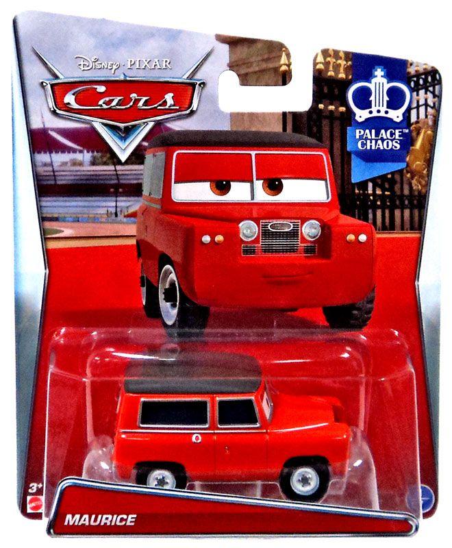 Disney Pixar Cars Palace Chaos 5 9 Maurice With Images Disney Cars Characters Disney Cars Diecast Disney Cars Toys