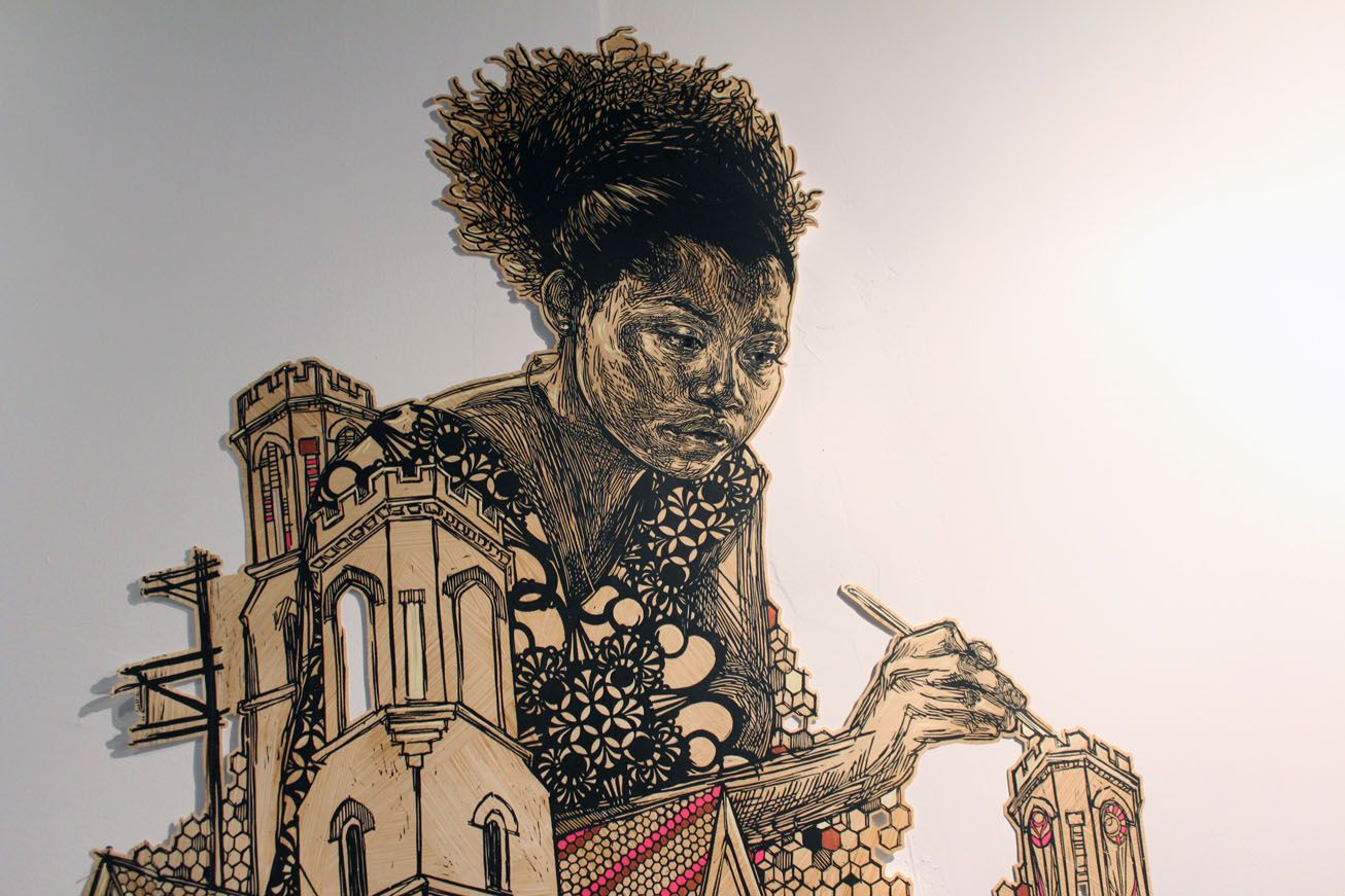 Swoon: Beyond the Streets | Arts Observer