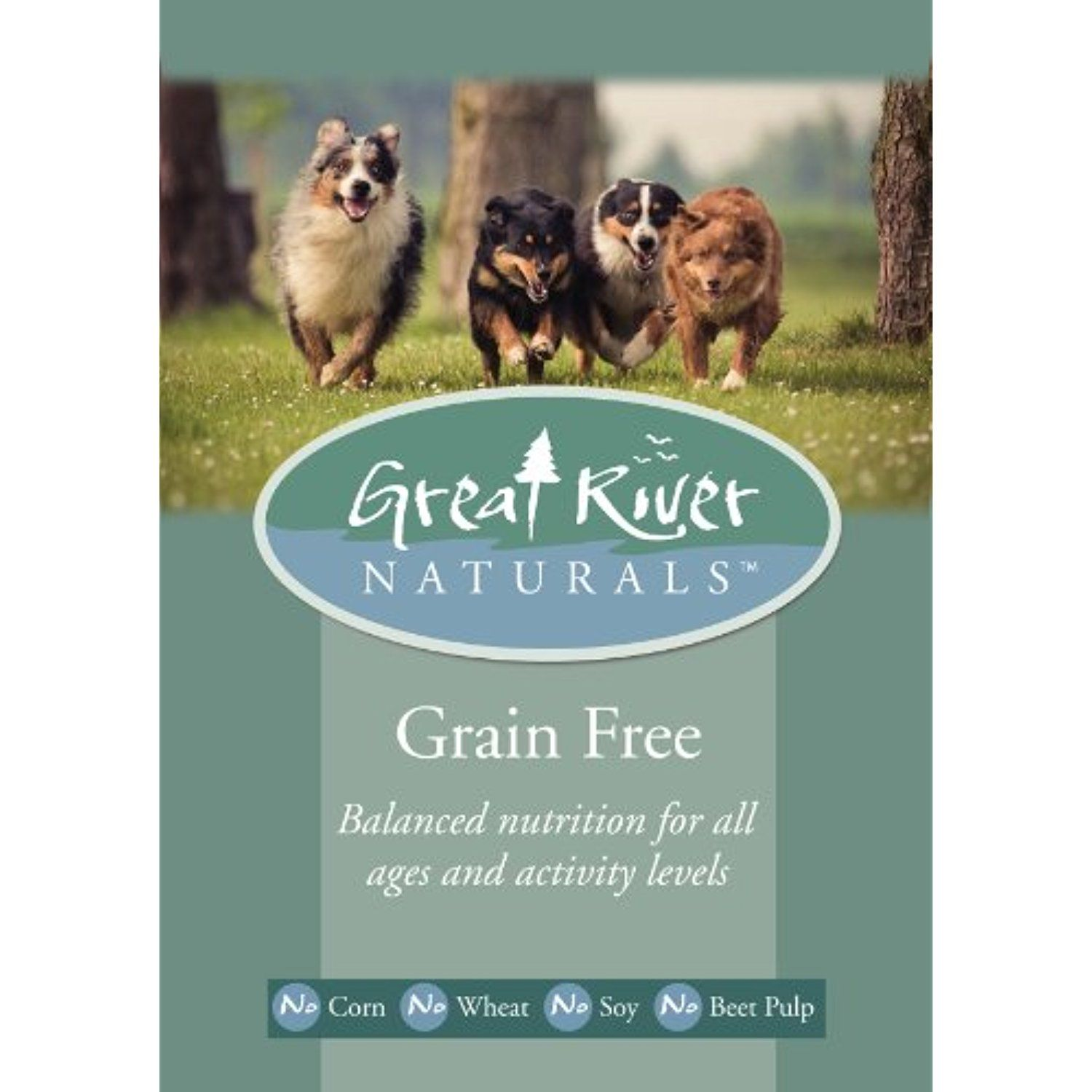 Great River Naturals Grain Free Pet Food, 14-Pound @ If you want to ...