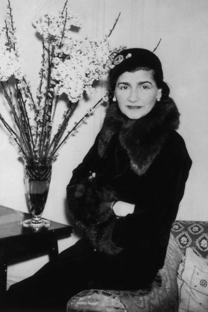 Coco #Chanel