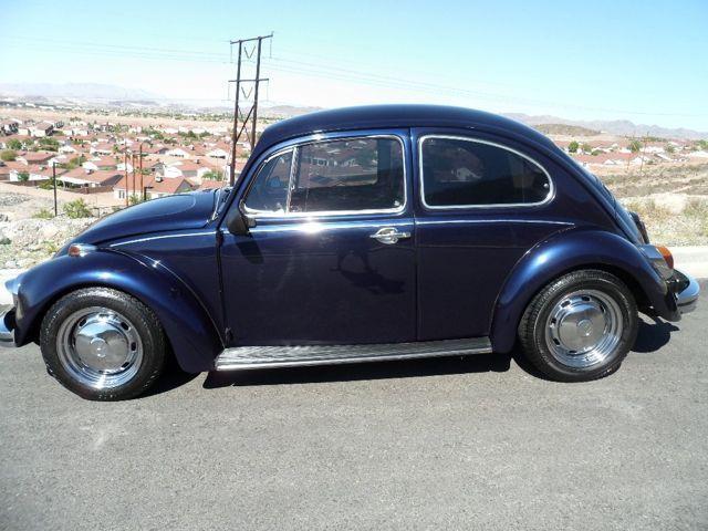 Navy blue Volkswagen Beetle | VOLKSWAGEN BUGS I'VE PINNED ...