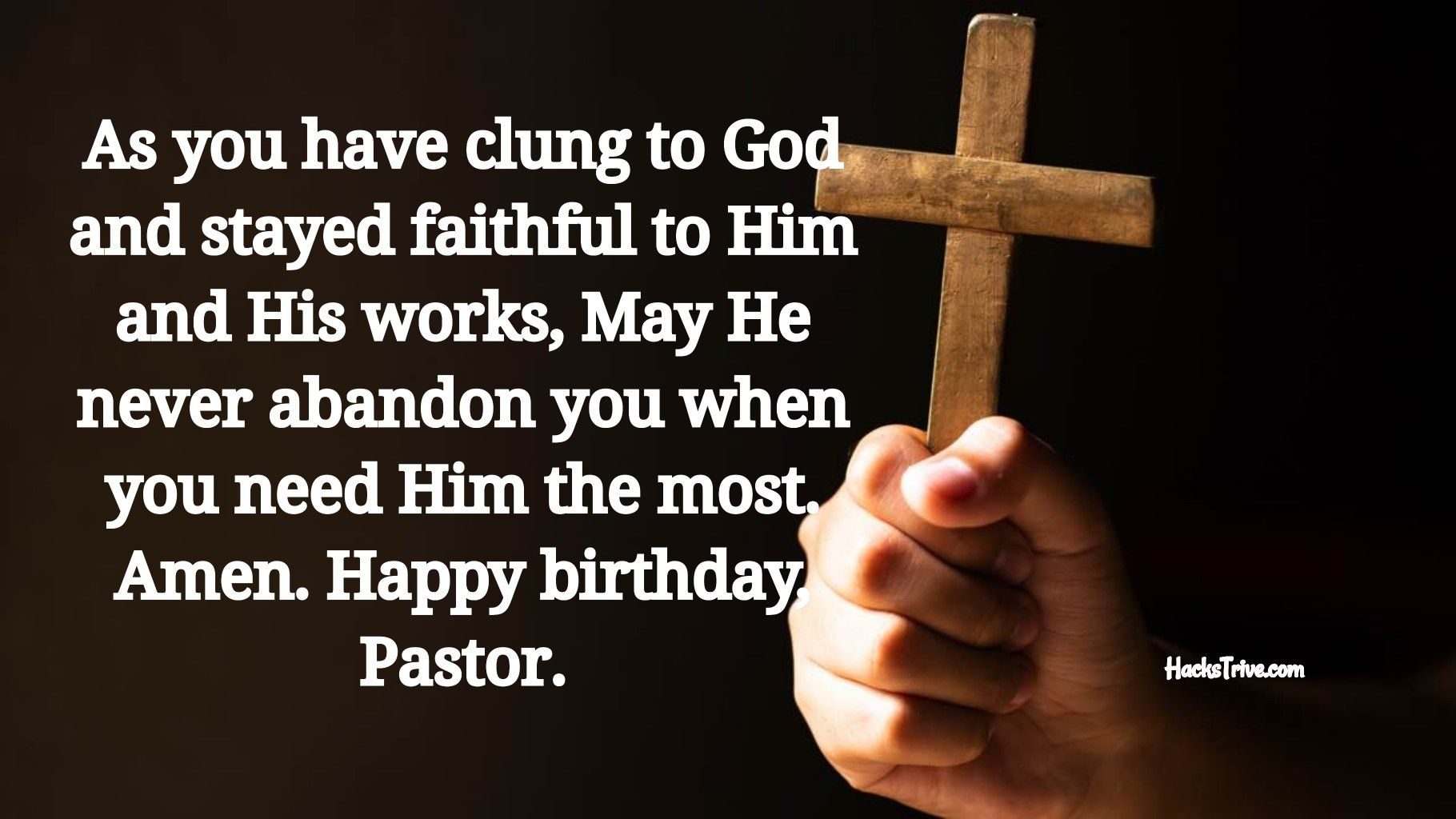 Inspirational Birthday Wishes For Pastor Happy Birthday Pastor Inspirational Birthday Wishes Birthday Wishes