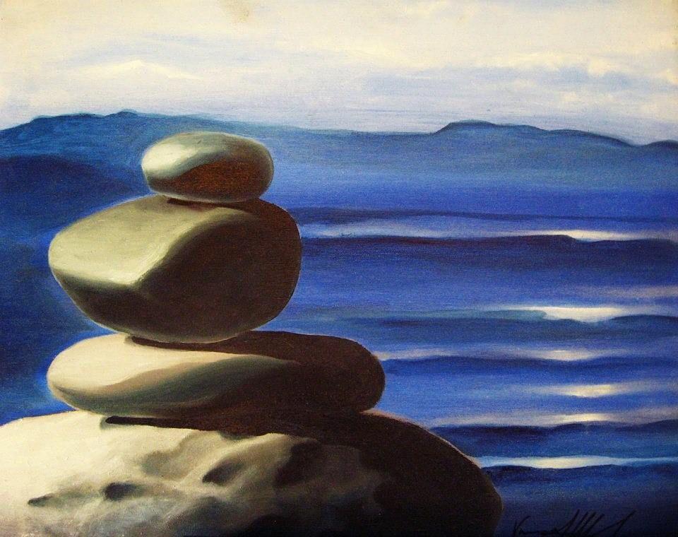work in progress - #rocks #wip #workinprogress #igart #igartist #instaart #instafollow #artoftheday #artpop #myart #fineart #creative #artwork #artworks #painter #painting #paintings #oilpainting #oiloncanvas #pittura #oliosutela #pitturaadolio #art #artist #artistic #artstarsmag #_talent #talnts #woofics #talentedpeopleinc by vincenzo.marino69