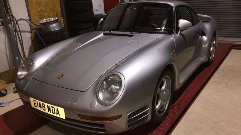 Porsche 959 For Sale >> Here S A Porsche 959 For Sale For 1 2 Million On Uh