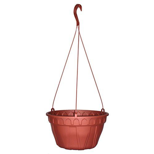DCN Plastic Azura Hanging Planter, Arizona. >>> Remarkable product available now. : Gardening for Beginners