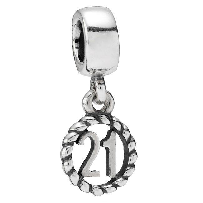 Pandora 21 Charm Birthday Present hint hint I WANT I
