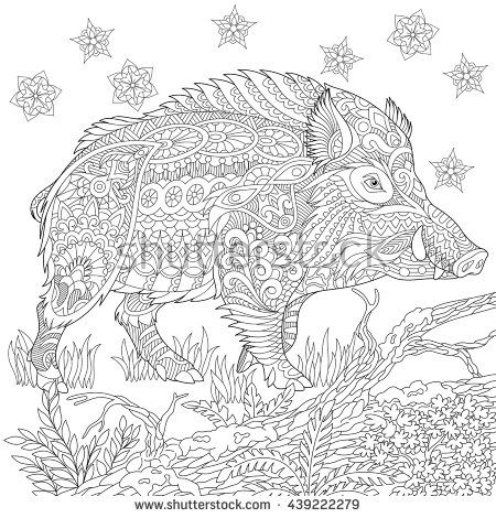 Pin On Pig Coloring More