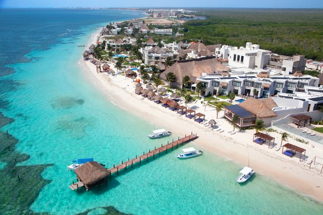 Recommended By Mandy Azul Beach Hotel Gourmet All Inclusive Karisma In Mexico