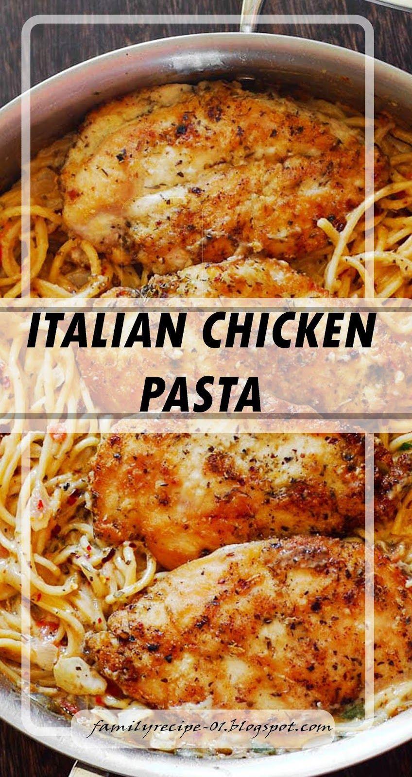 Italian Chicken Pasta Beembloo Com Italian Chicken Recipes Italian Chicken Pasta Italian Chicken