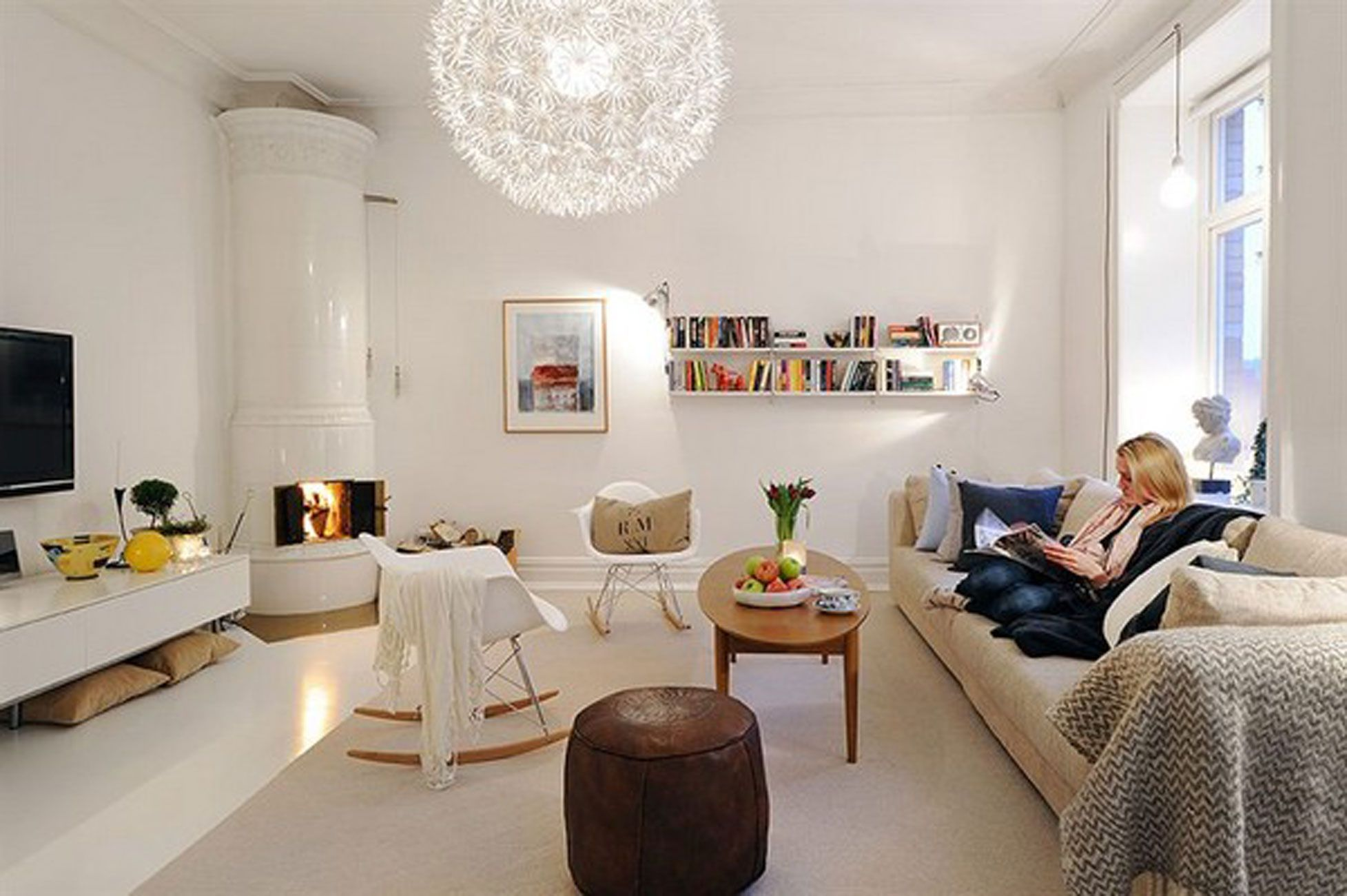 Interior designs luxury scandinavian style interior design